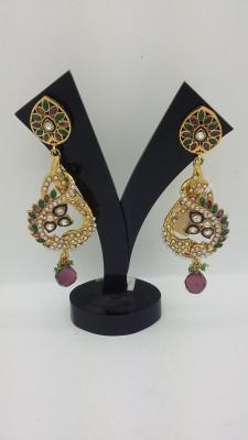 Aakarshan a15 Copper Earring Set