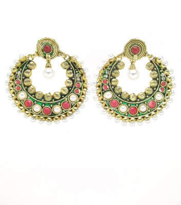 Anvi Stunning Diva Alloy Drop Earring