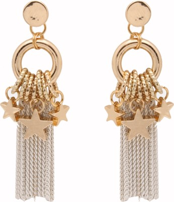 Alyssum Designs ADE-04 Brass Dangle Earring