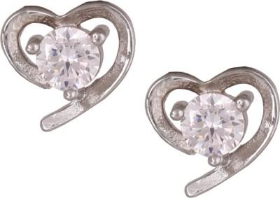 Varaagk Spring Sparkle Brass Stud Earring