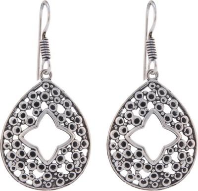 TM FASHIONS Stylish German Silver Dangle Earring