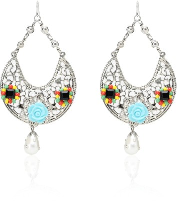 Svelte Exclusive Designer Crystal Alloy Dangle Earring