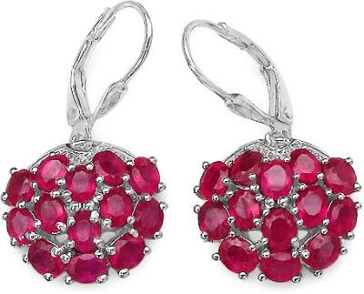 Johareez Silver Drop Earring