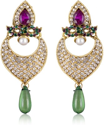Luxor Royal Collection Alloy Dangle Earring