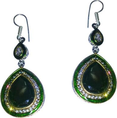 zenith jewels princess16 Brass Chandelier Earring