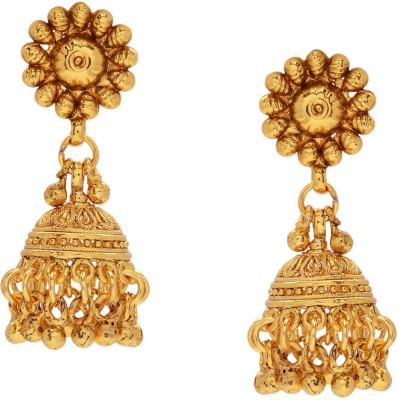Gehnamart Stylish Alloy Jhumki Earring