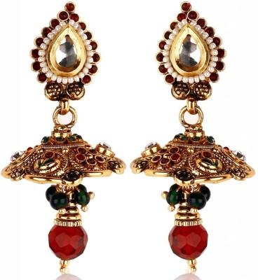 Subh Alloy Jhumki Earring