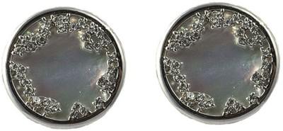 Gildermen GMEA8ARRR8 Cubic Zirconia Alloy Stud Earring
