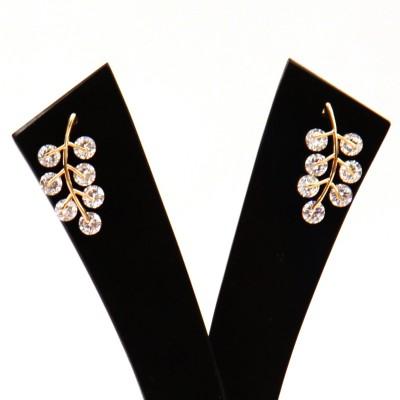 Hanishka Alloy Drop Earring