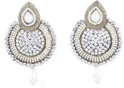 Fantastic Femme Tradition First Zircon Alloy Dangle Earring