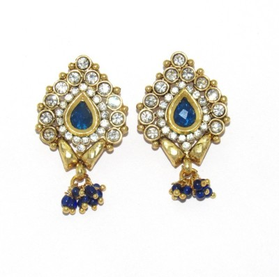 Annie Creations ERNG510 Alloy Stud Earring