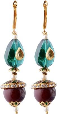 Exotica Dangler Alloy Dangle Earring
