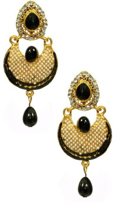 Shine My Life Hue Alloy Chandbali Earring