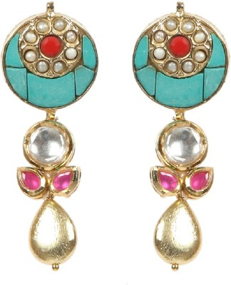 Envy Sparkle Pearl Mother of Pearl Drop Earring