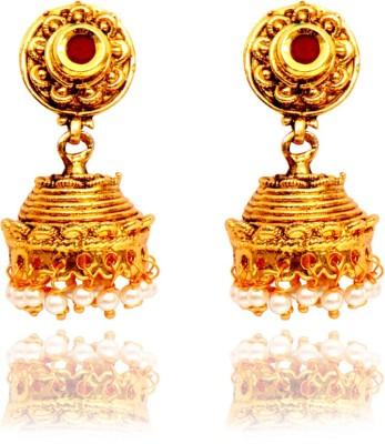 Ratnakar Bollywood Style Copper Jhumki Earring