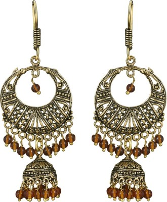 Kaizer Jewelry Princess Nickel Dangle Earring