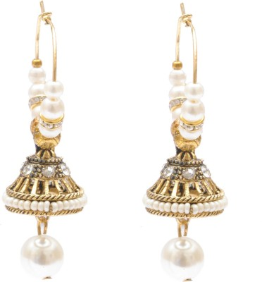 Neelam traditional zumki Alloy Jhumki Earring
