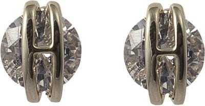 Gildermen GMEA13AKRR5 Cubic Zirconia Alloy Stud Earring