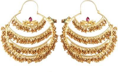 MKJewellers Copper Chandelier Earring