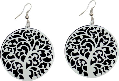 Modish Look Party Style Diva Alloy Dangle Earring