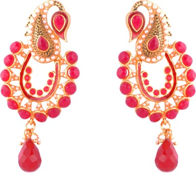 Ztyling Magnificient Alloy Drop Earring