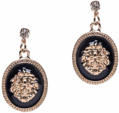 femnmas Lion Alloy Drop Earring