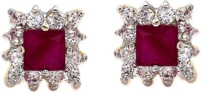 Jewar Mandi Latest Jewellary Cubic Zirconia Alloy Stud Earring