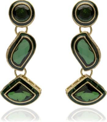 Veracious Jewellery Exclusive Kudan Copper Dangle Earring