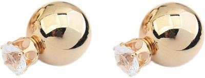 FashBlush Forever New Dior Inspired Shine Glamor Summer Alloy Stud Earring