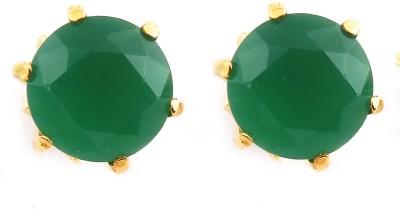 Sree Collection Sree Zircon Metal Stud Earring