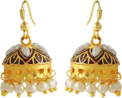 Jewels and Deals FE-157 Alloy Jhumki Earring