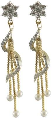 Rejewel Earring Alloy Drop Earring