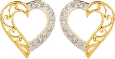 Dilan Jewels Pretty Hearts Alloy Stud Earring