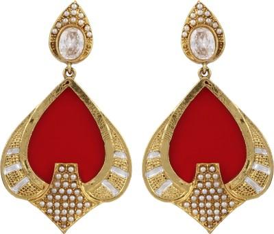 Trend Overseas 001 Copper Drop Earring