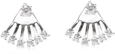 LeCalla Je180302a18rh Sterling Silver Stud Earring