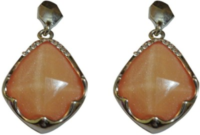 NM Products Oxy Orange Copper Drop Earring