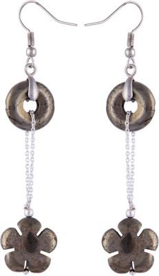 Pearlz Ocean Alloy Dangle Earring