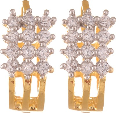 Sixmeter Sixmeter Jewels Earring Set For Girls (ER-53) Alloy Huggie Earring