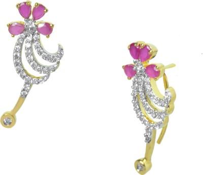 Orolush Brass Stud Earring