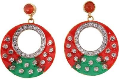 Mani Jewel Designer earings Alloy Drop Earring