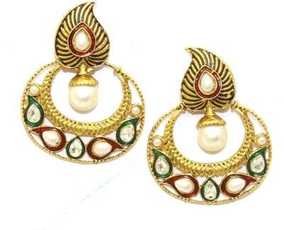 Aarnaa Traditional Alloy Chandelier Earring