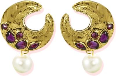 Zaveri Pearls Stylish Zinc Drop Earring