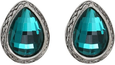 99HomeMart Bella Fashion Cubic Zirconia Metal Stud Earring
