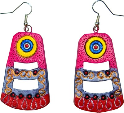 Retaaz Raajshree Karnika Terracotta Dangle Earring