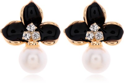 Alyce Mystique touch Pearl Alloy Stud Earring