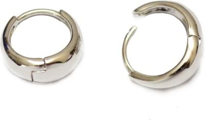 Via Mazzini Salman Khan Inspired Kaju Bali Metal Huggie Earring