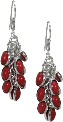 Studio B40 CZ Alloy Dangle Earring