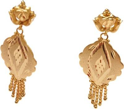PFJ PFJ3028-EARRING Brass, Copper Drop Earring