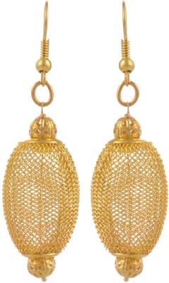 Heartzy Gold Plated Dangle & Drop Designer Fashion Earrings Alloy Dangle Earring
