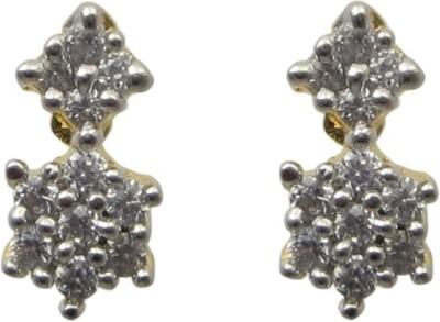 Maheshwari Fashion Zircon Alloy Drop Earring